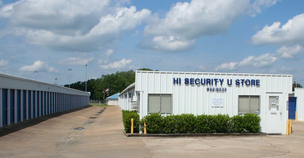 Hi-Security Storage: 600 Industrial Dr, Richland, MS