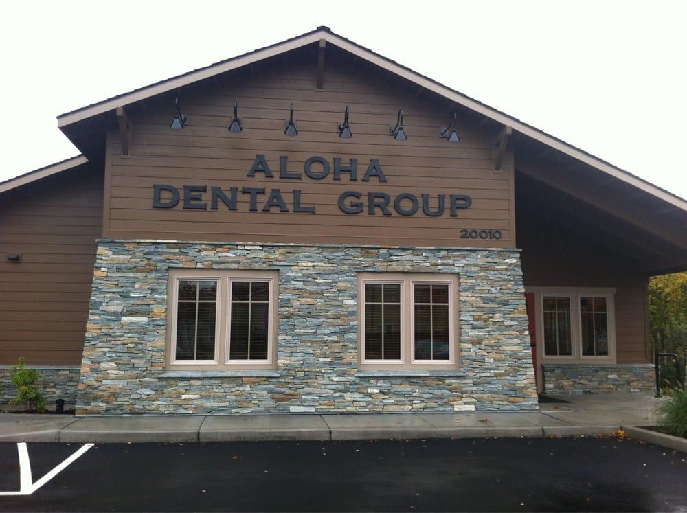 Aloha Dental Group: 20010 SW Alexander St, Aloha, OR