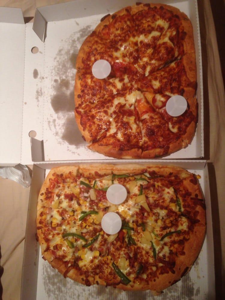 Flavas pizza peri peri chicken american traditional for Pizza peri tourcoing
