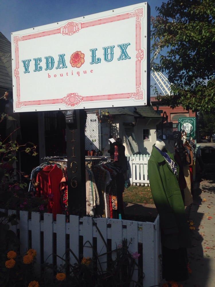 Veda Lux Boutique: 1106 S Perry St, Spokane, WA