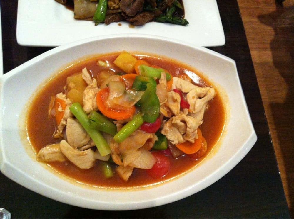 Thai Restaurants Near Burke Va