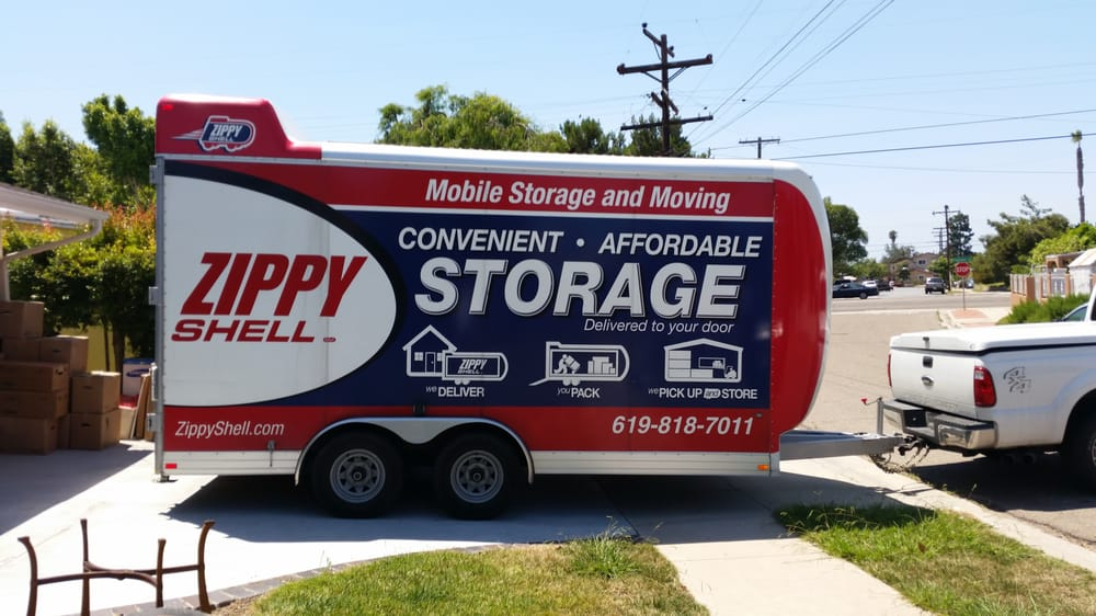 Exceptionnel Zippy Shell Of San Diego   21 Reviews   Movers   1577 Greenacres Rd,  Fallbrook, CA   Phone Number   Yelp