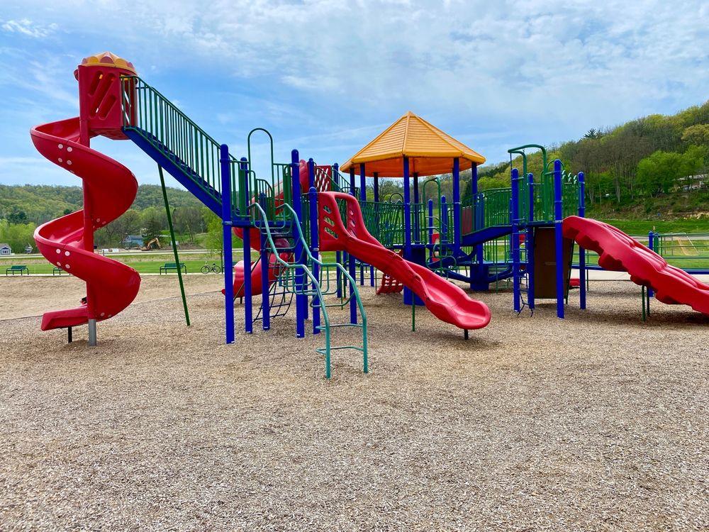 Michael LaCanne Memorial Park: 6280 Old Hwy 61, Goodview, MN