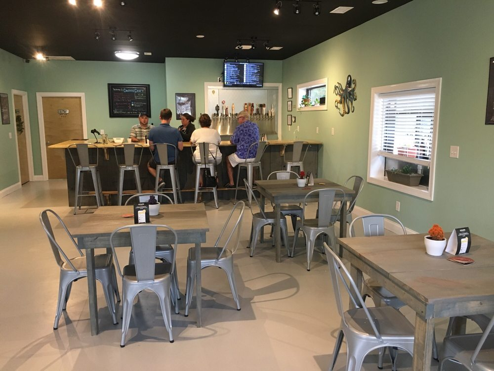 Coastal Craft Beverage Company: 10080 Beach Dr SW, Calabash, NC
