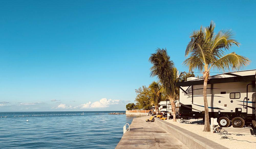 Jolly Roger RV Resort: 59275 Overseas Hwy, Marathon, FL