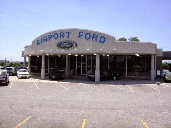 Ford Dealerships Near Me >> Airport Ford - Car Dealers - 8001 Burlington Pike ...