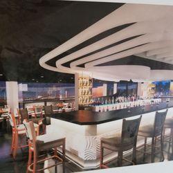 Photo Of Cucina Cabana North Palm Beach Fl United States Bar Area