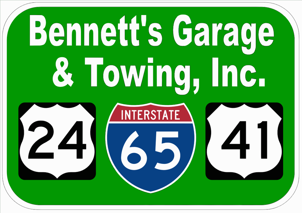 Bennetts Garage & Towing: 403 E 7th St, Earl Park, IN