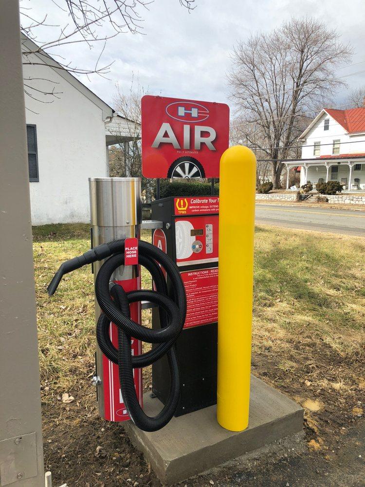 Exxon: 8437 Main St, Marshall, VA