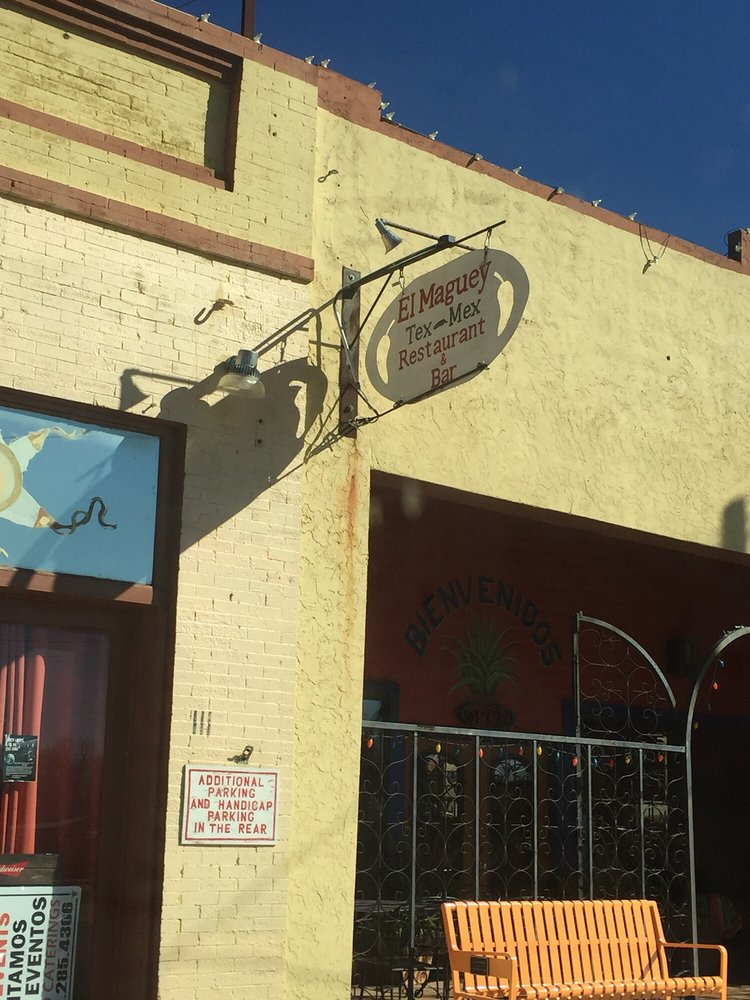 El Maguey Restaurant: 111 S Main St, Elgin, TX