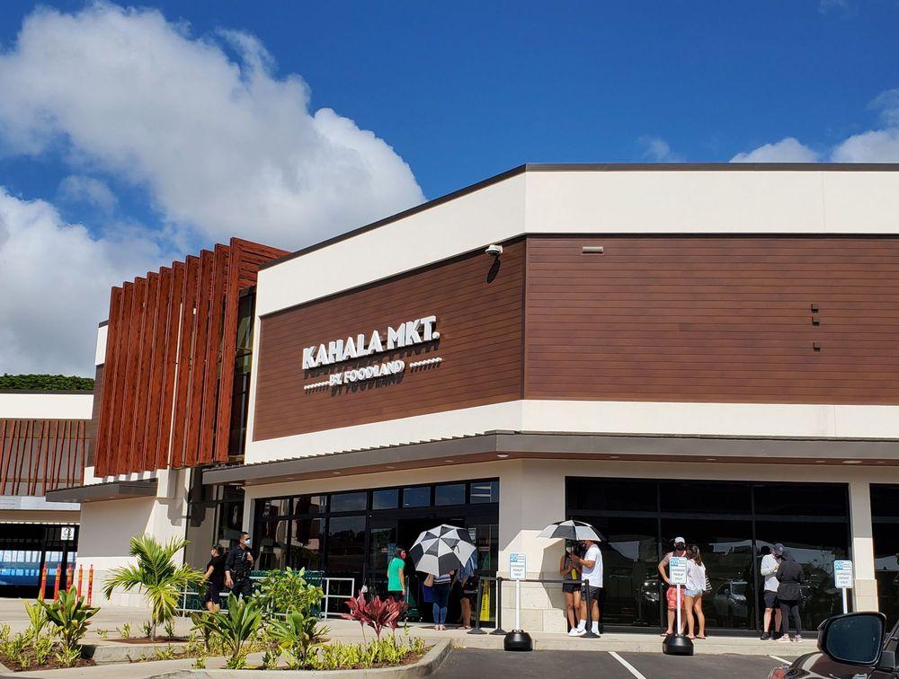 Kuono Marketplace: 4210 Waialae Ave, Honolulu, HI