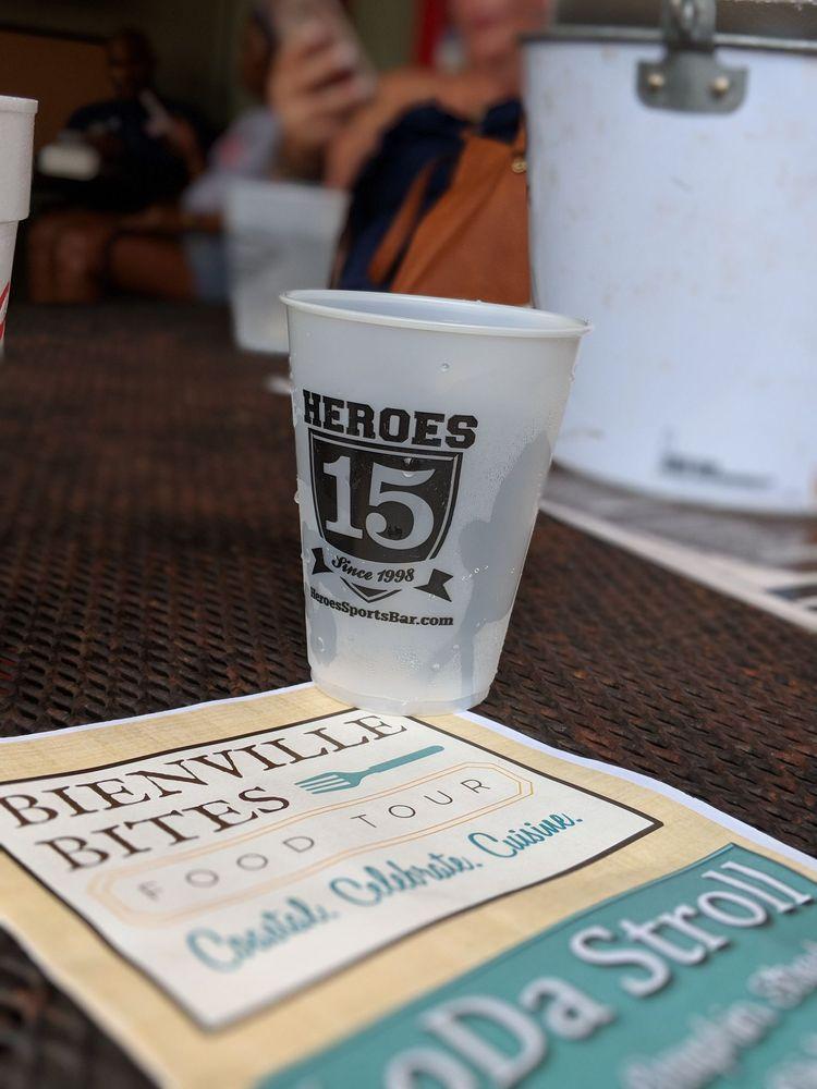 Bienville Bites Food Tour: Mobile, AL