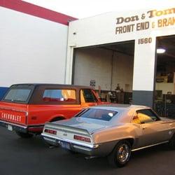 Don & Tom's Front End & Brake - 1560 S Oxnard Blvd, Oxnard, CA