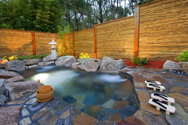 Japanese Mountain Retreat Mineral Springs & Spa