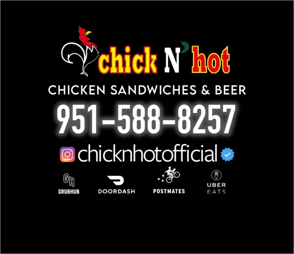 Food from Chick N' Hot