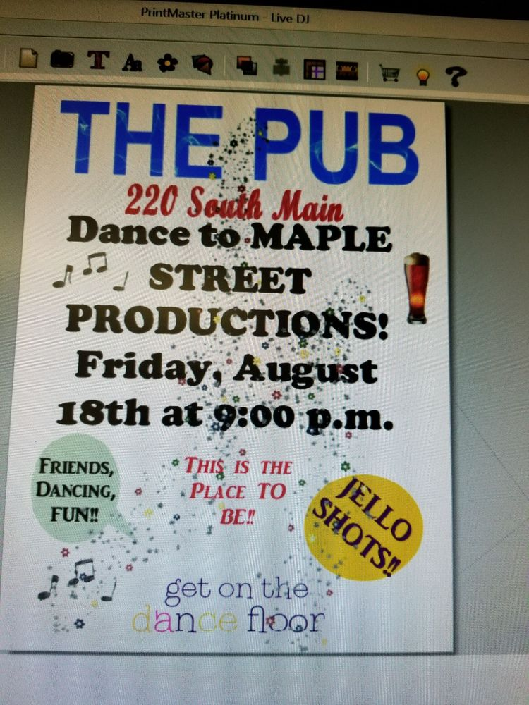 The Pub: 220 S Main St, Lusk, WY