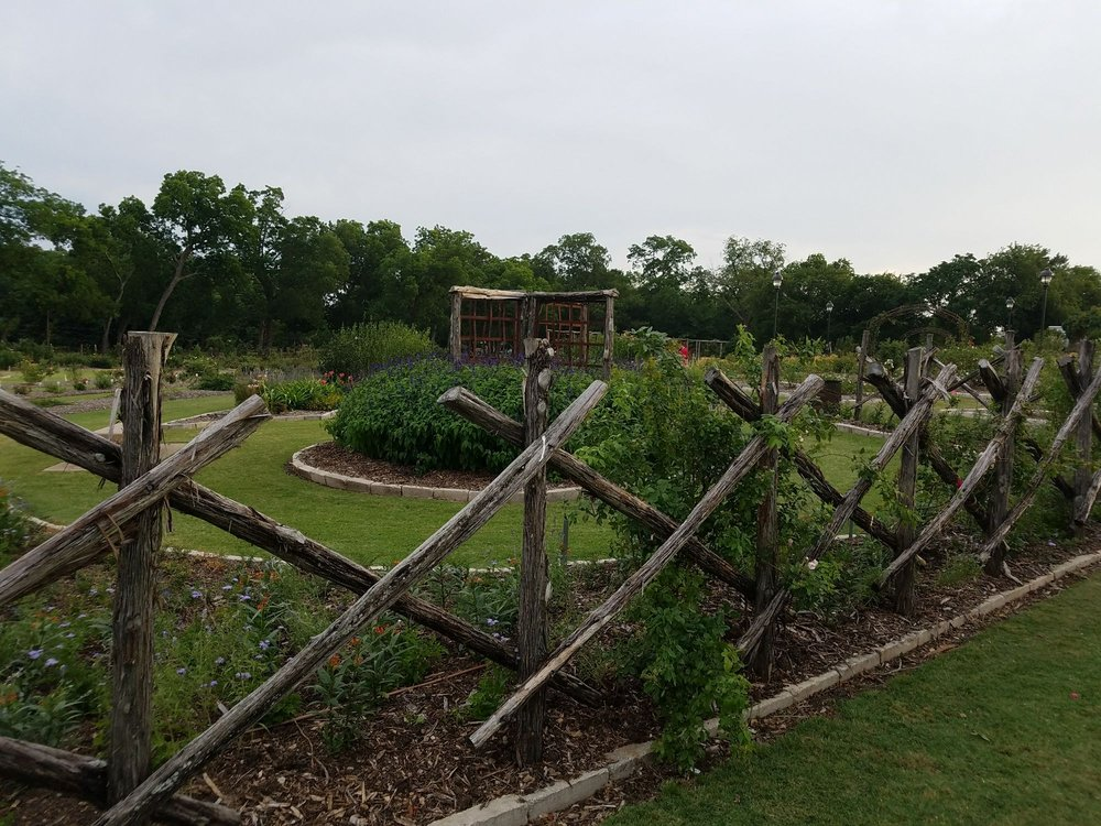 The Rose Gardens of Farmers Branch