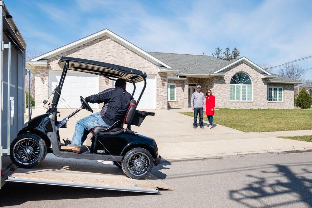 LeisureTime Golf Cars: 2145 S Linn Ave, New Hampton, IA
