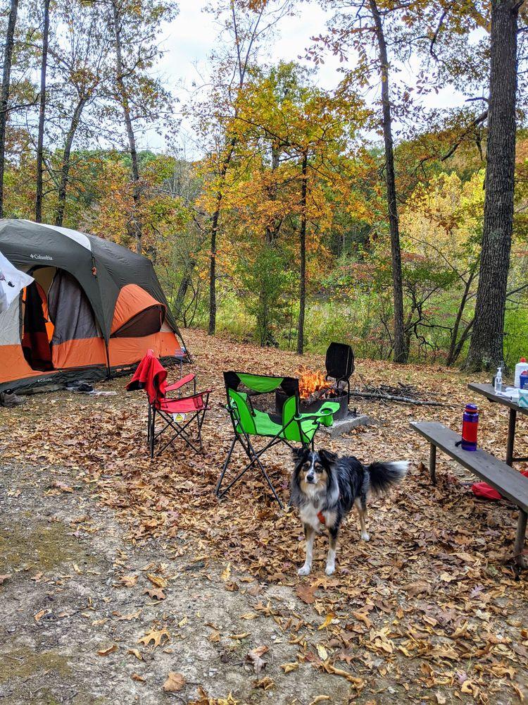 Lake Murphysboro State Park: 52 Cinder Hill Dr, Murphysboro, IL