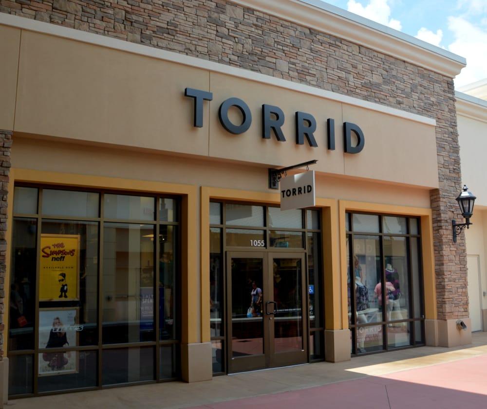 Torrid: 5512 New Fashion Way, Charlotte, NC