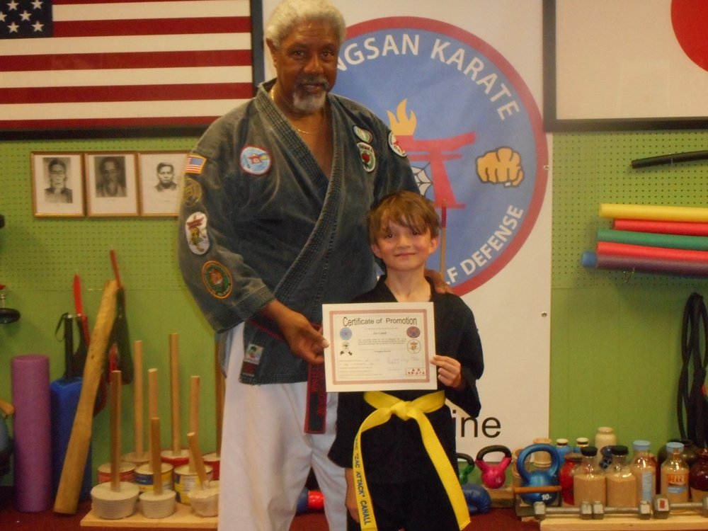 Youngsan Karate - Centreville: 210 Pennsylvania Ave, Centreville, MD