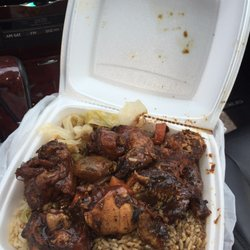 Royal Maroon Caribbean Carryout