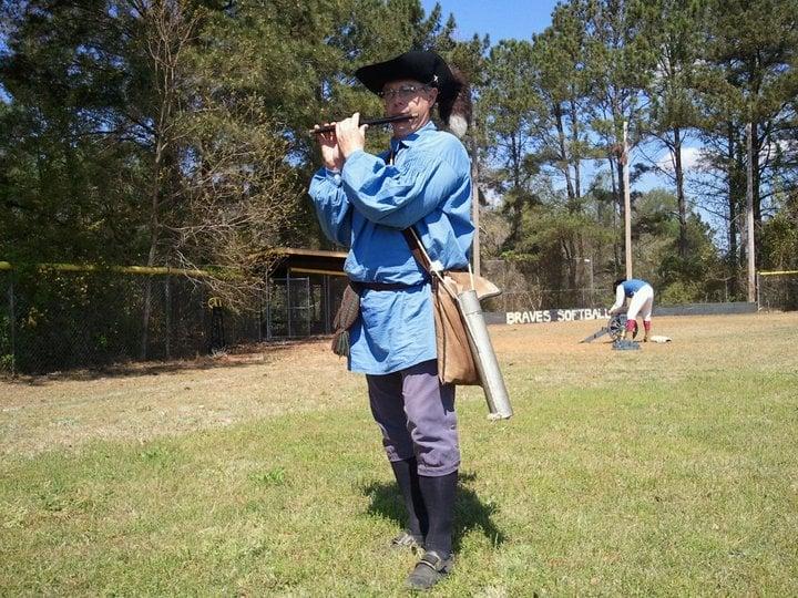 Camp Flintlock: 1580 King Mill Rd, Four Oaks, NC