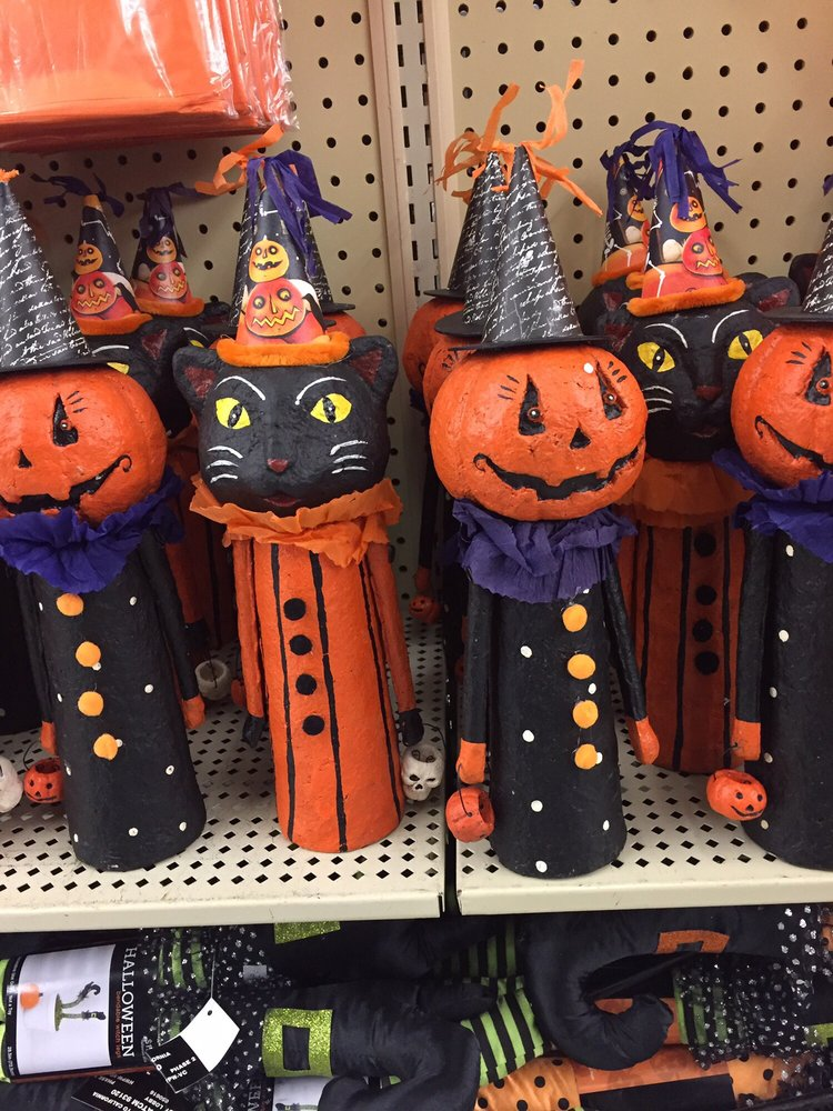 Hobby Lobby Halloween Decorations 2019.Vintage Halloween Decor Yelp