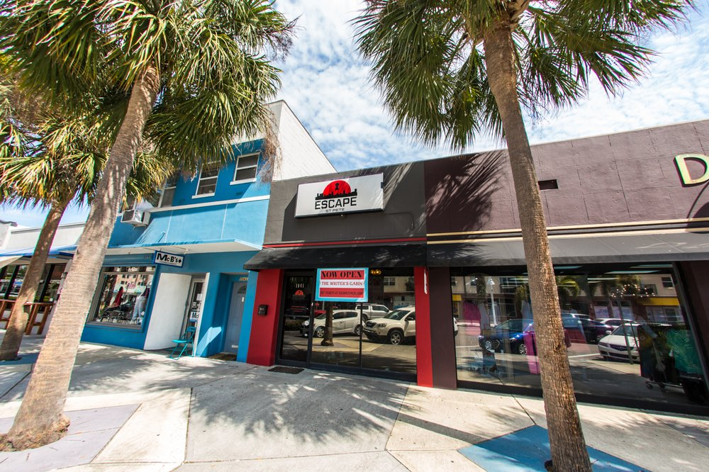 Escape St Pete: 1041 Central Ave, Saint Petersburg, FL