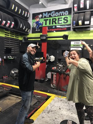 Mr Goma Tires 18200 S Dixie Hwy Miami Fl Tire Dealers Mapquest