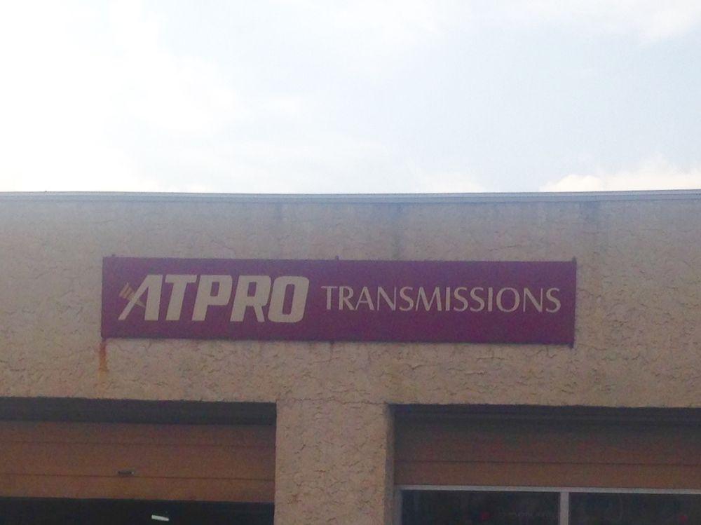 ATPRO Transmissions: 4301 Rte 130, Beverly, NJ
