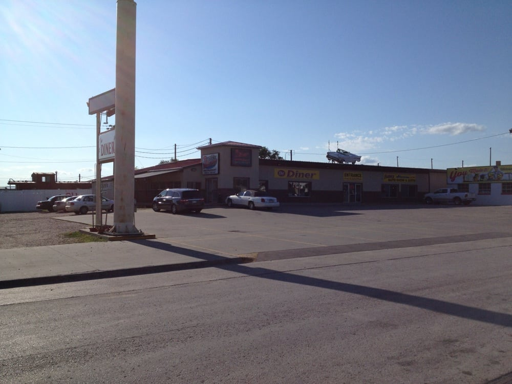 The Diner: 310TH Ave, Murdo, SD