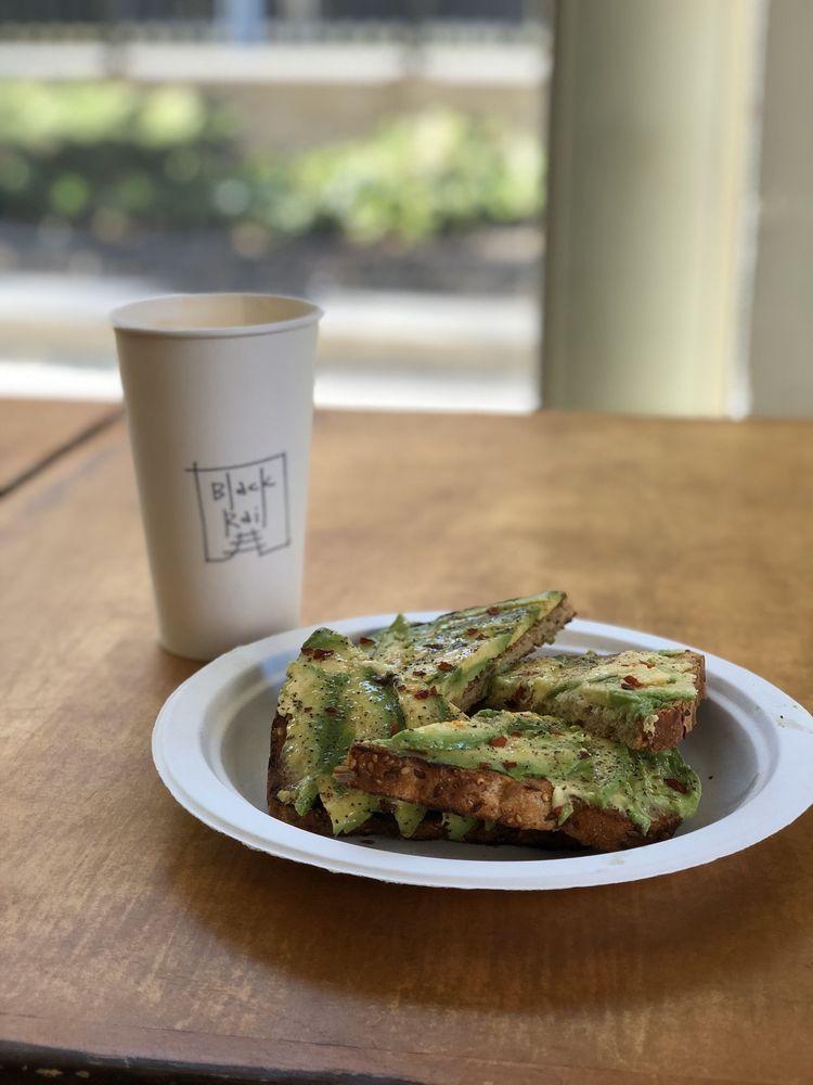 Social Spots from Black Rail Coffee