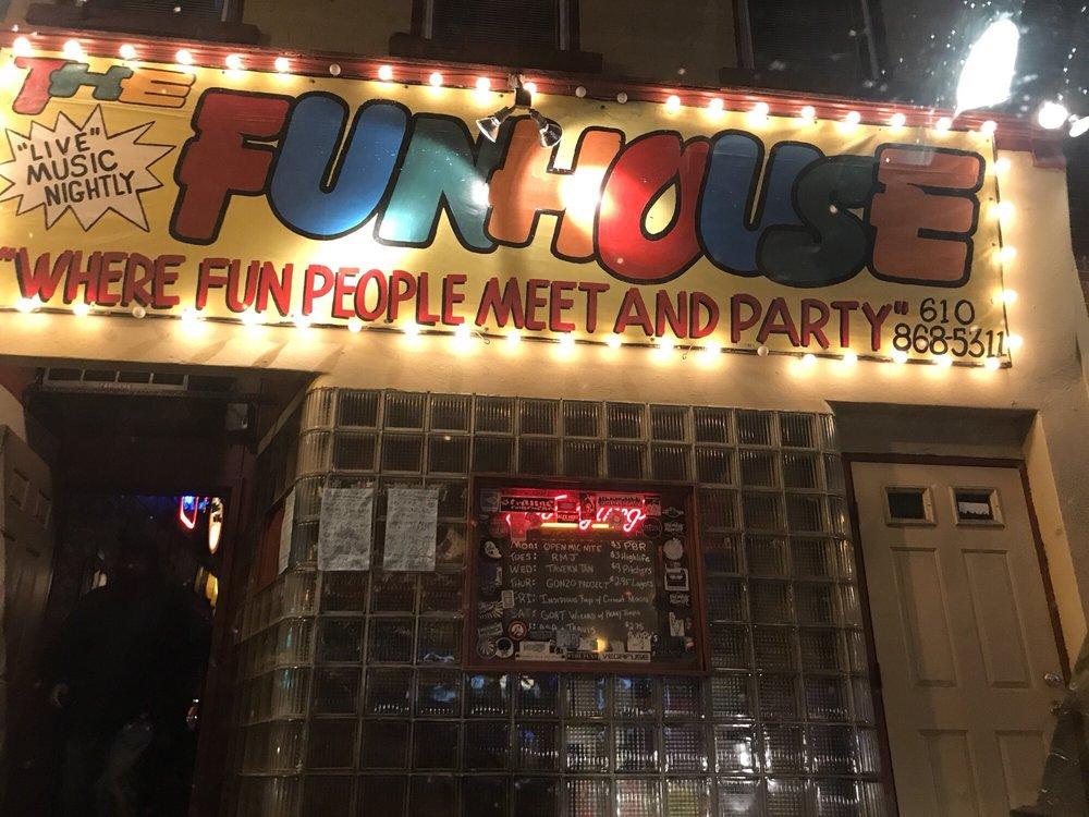 The Funhouse: 5 E 4th St, Bethlehem, PA