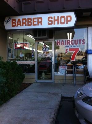 Sal's Bud Barber Shops 34 Avaliações Barbeiros