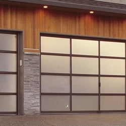 photo of american overhead garage doors los angeles ca united states glass