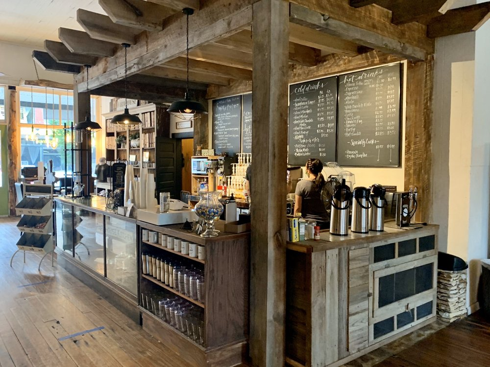 The Farmhouse Coffee Bar: 582 W Main St, Sylva, NC