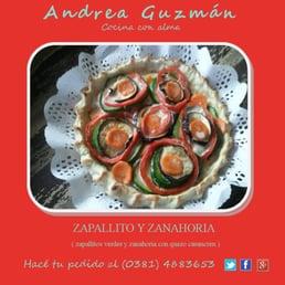 Andrea guzman cocina con alma 11 fotos comida para que - Cocinas guzman ...