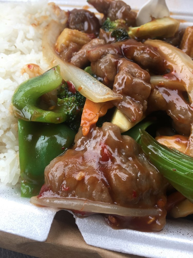 Long River Chinese Restaurant: 117 Bridgton Rd, Fryeburg, ME