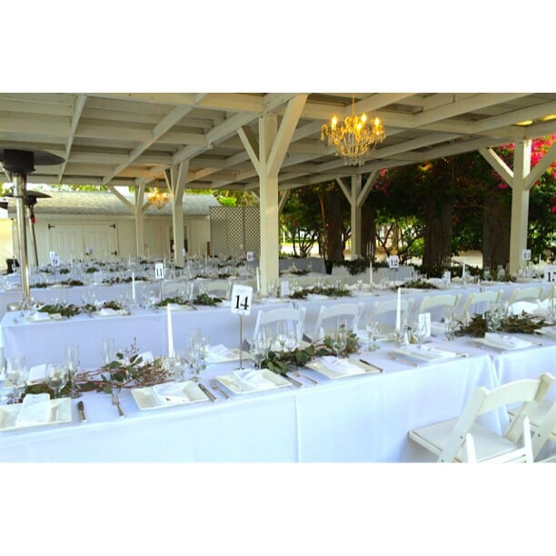 photo of country garden caterers santa ana ca united states wedding reception - Country Garden Caterers