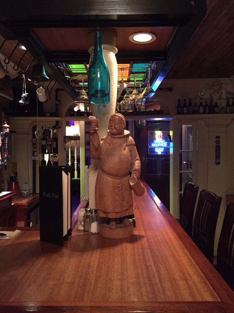 The Friar's Pub: 10 Summer St, Bar Harbor, ME