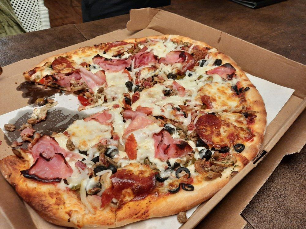 Antonio's Pizza: 501 Main St, White Haven, PA