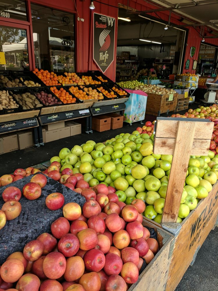 Portland Fruit and Produce: 8040 SE Foster Rd, Portland, OR