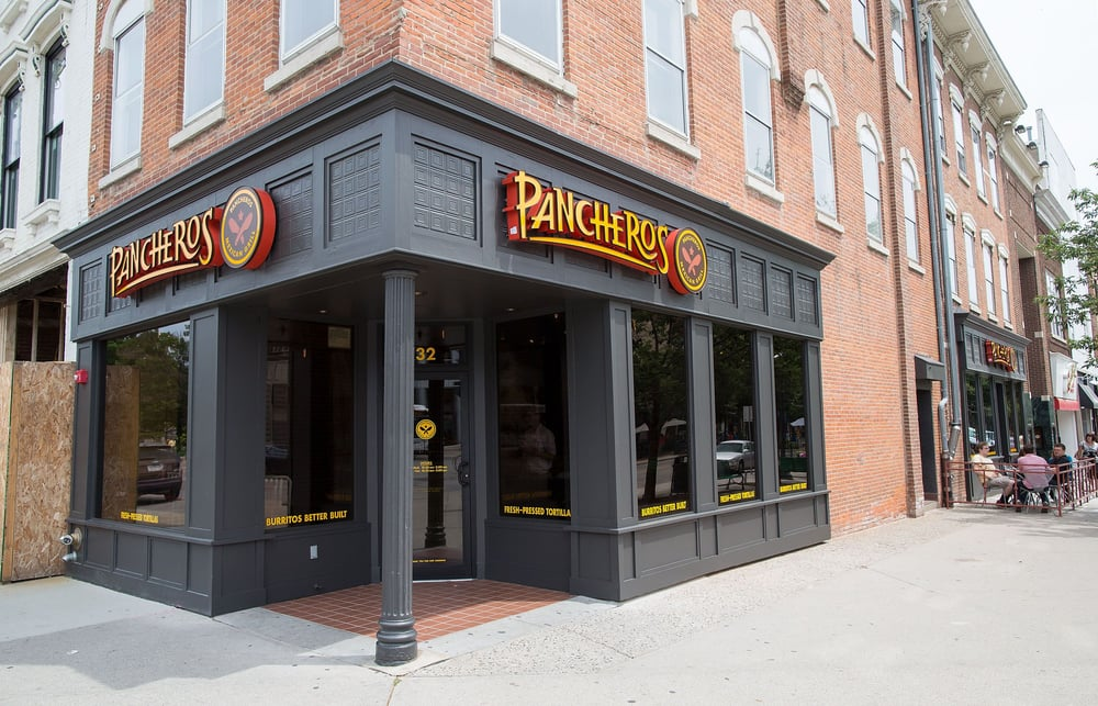 Pancheros Mexican Grill Iowa City Ia