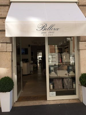 Bellora Boutique - Linens - Via Tomacelli 26, Centro Storico, Rome ...