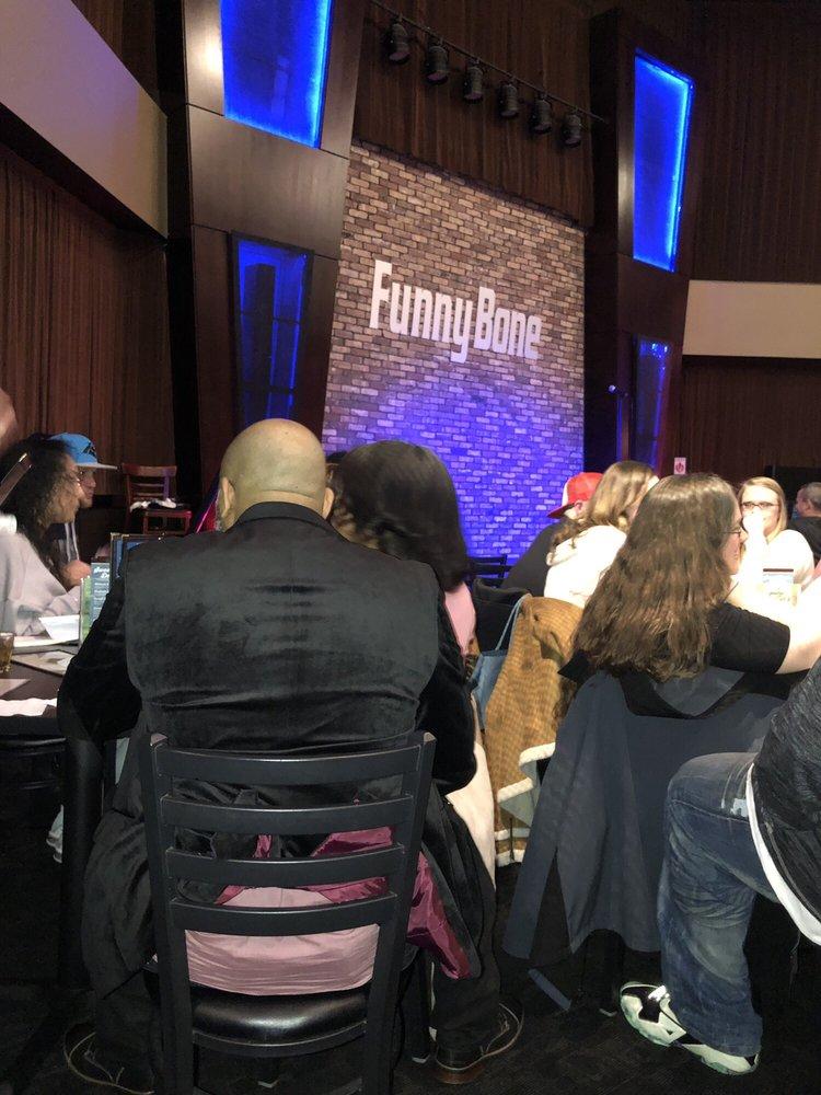 Funny Bone Comedy Club and Restaurant