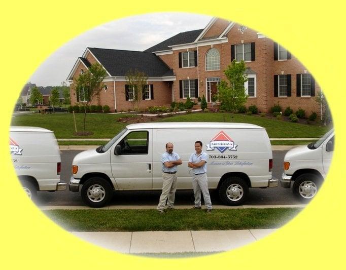Mendoza Heating & Air Conditioning: 5003 Westfields Blvd, Chantilly, VA