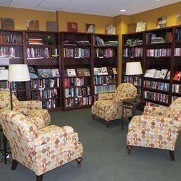 Photo Of Shorewood Senior Campus   Rochester, MN, United States. Library At  Shorewood