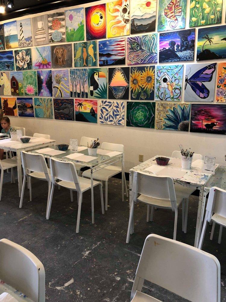 Corks & Colors Studio: 3415 W University Ave, Gainesville, FL