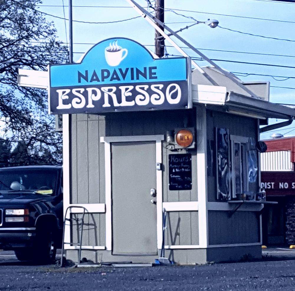 Napavine Espresso: 104 2nd Ave, Napavine, WA